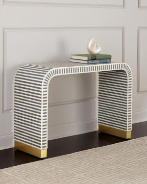 Interlude Home Beacon Console Table