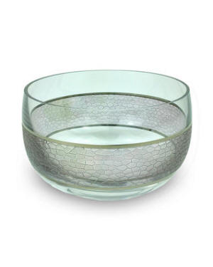 Michael Wainwright Panthera Medium Glass Bowl