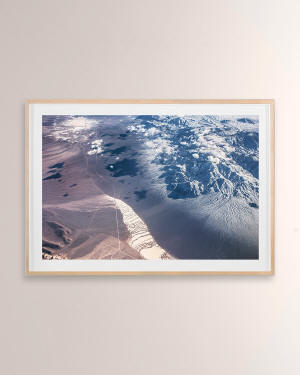 "Grand Image Home ""Nevada 5"" Digital Art Print by William Rugen"