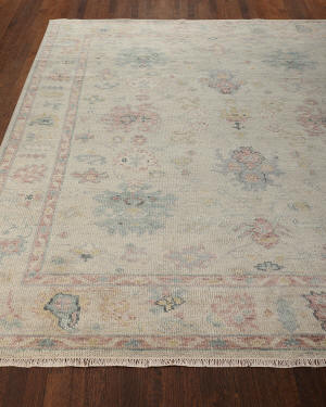 Renee Hand-Knotted Rug, 9' x 13'